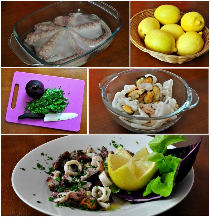 Salati di mare
