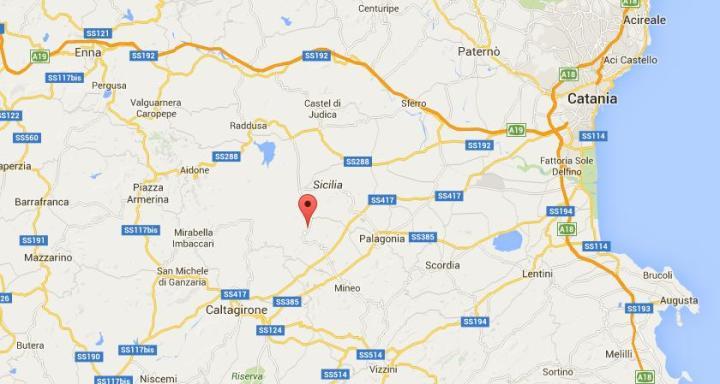 Borgo Lupo maps
