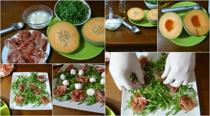 Salatka z melonem2