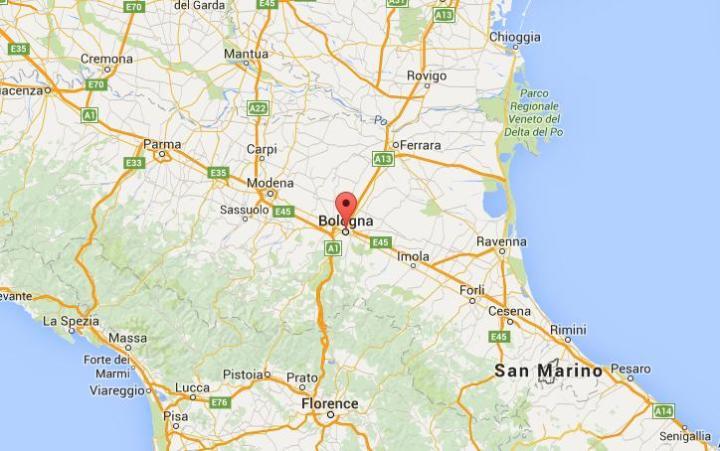Bolonia maps